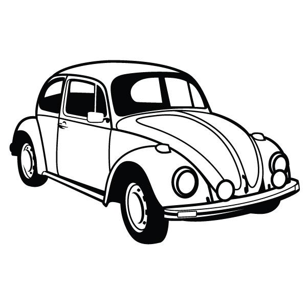 VW Beetle Car Vector - ClipArt Best - ClipArt Best