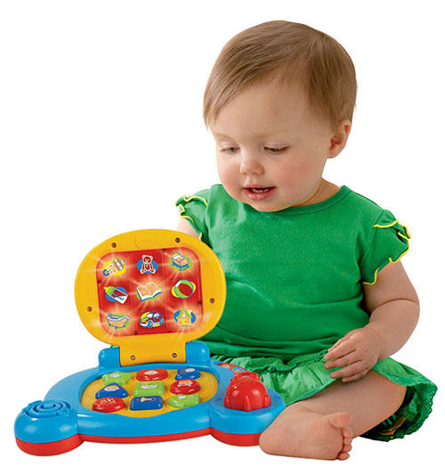 VTech - Baby's Learning Laptop: Toys & Games