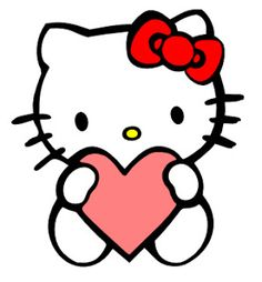 Hello Kitty Logo Vector - ClipArt Best