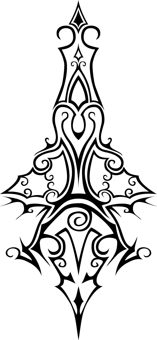 5014 free designs tribal - photo #1