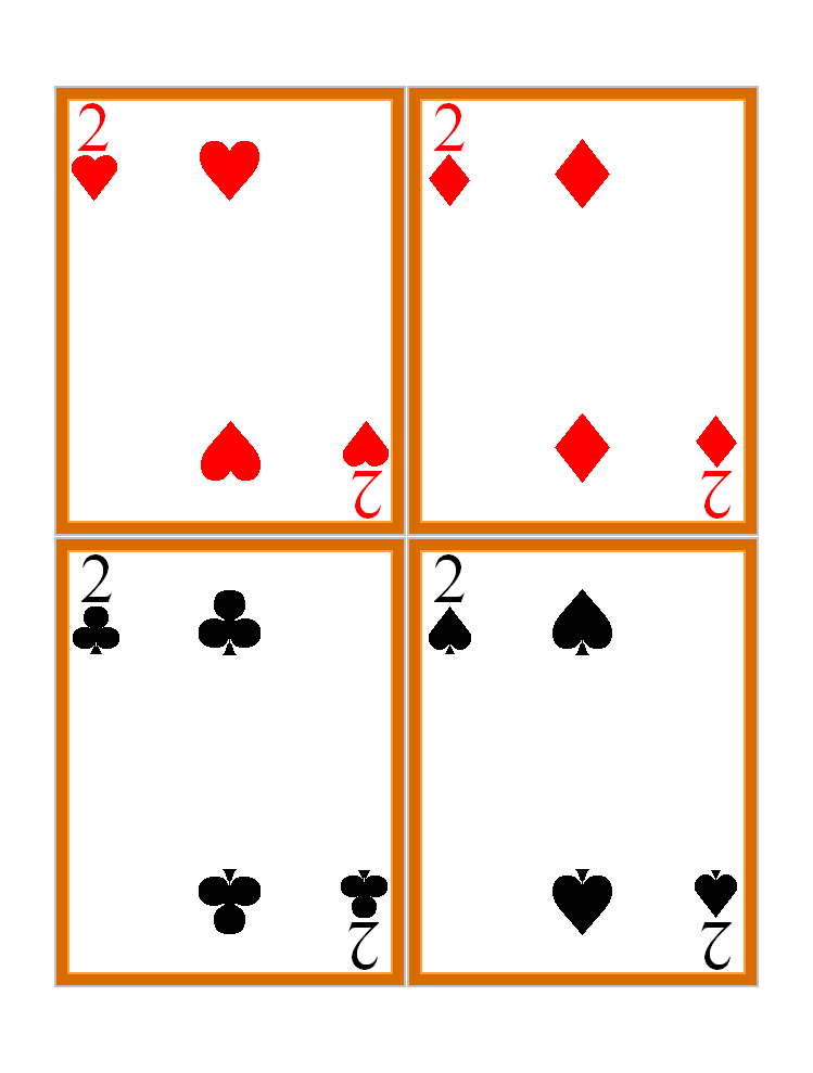 It's just an image of Exceptional Blank Playing Cards Printable