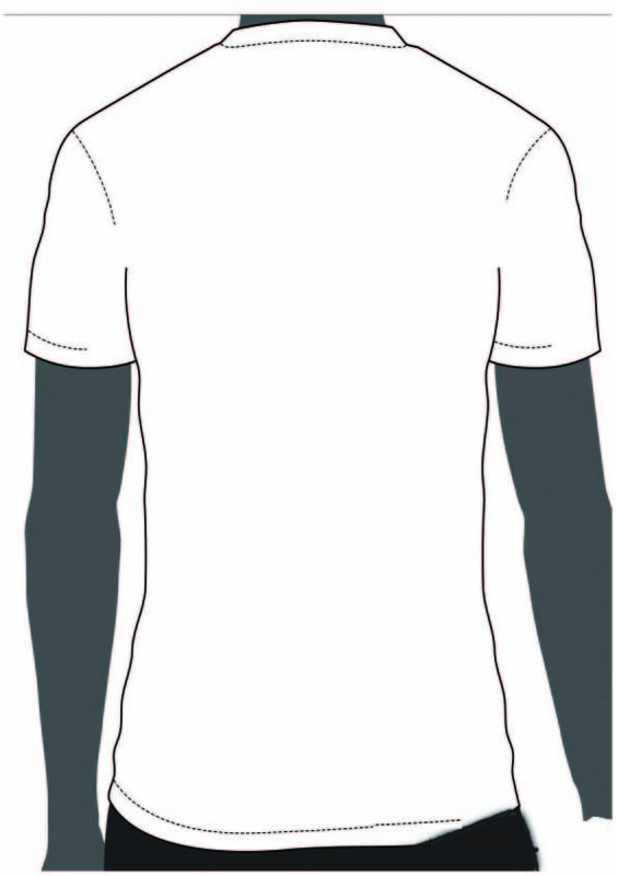 Blank Football Kit Template Clipart - Free to use Clip Art Resource