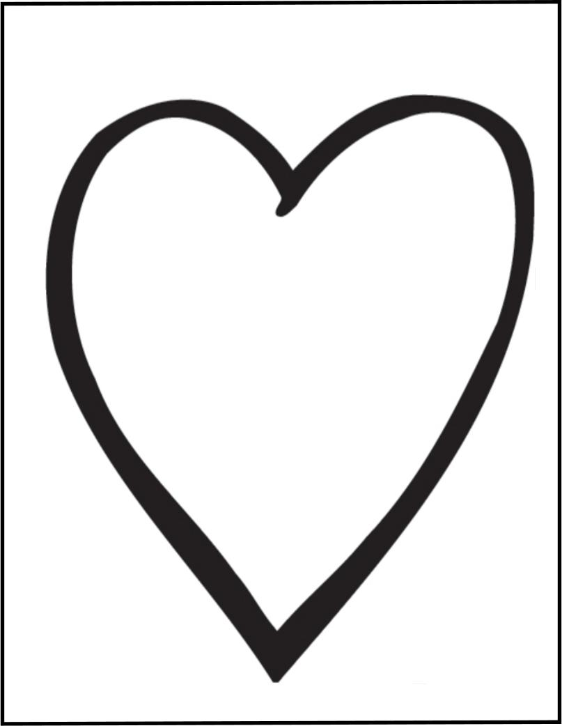 Displaying 19> Images For - Easy Hearts Drawings...