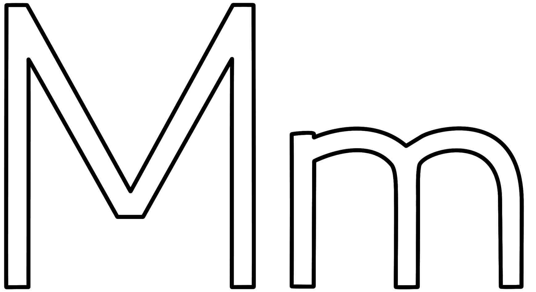 how to draw the letter m in bubble letters | weeklyplanner.website