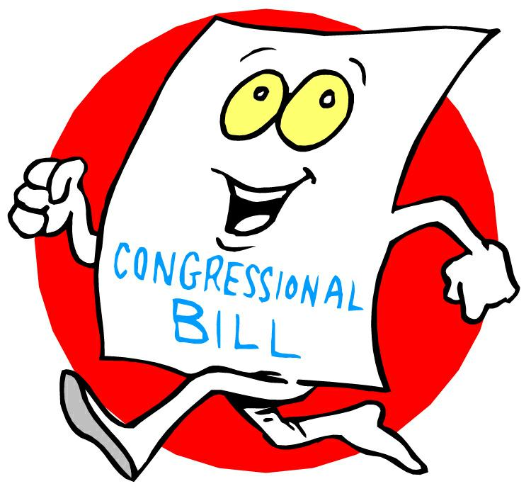 Bill Clipart Bill of rights clip art