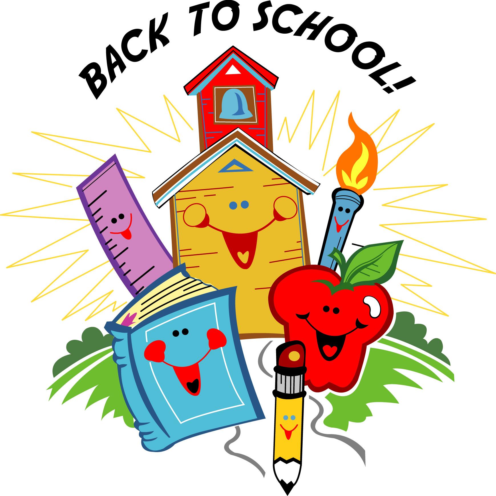 clipart school starts-#1