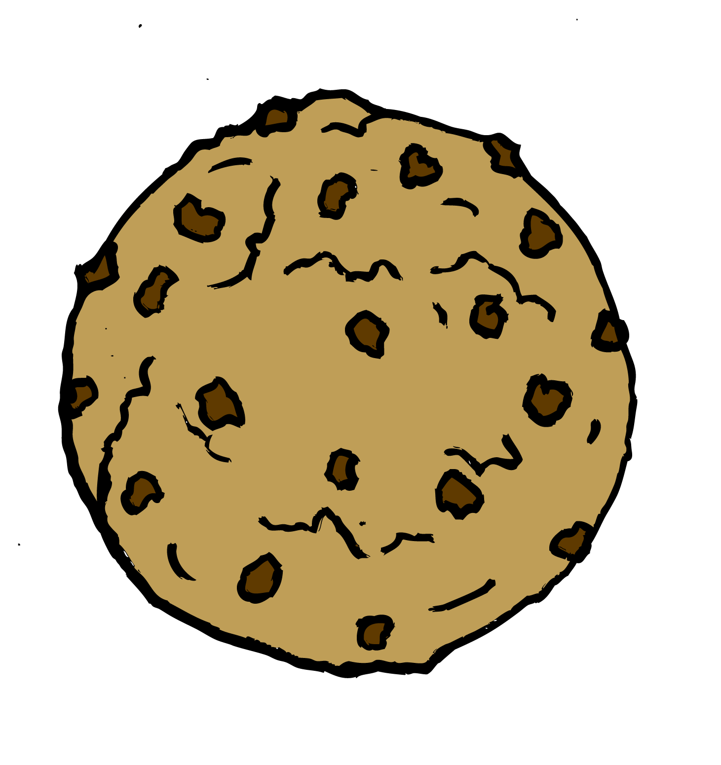 cookie clip art clipart best chocolate chip cookie clipart free chocolate chip cookies clipart