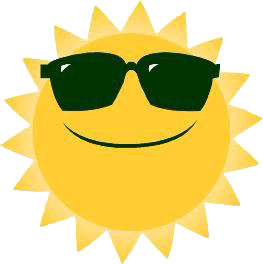 Summer Sun Clip Art - Free Clipart Images