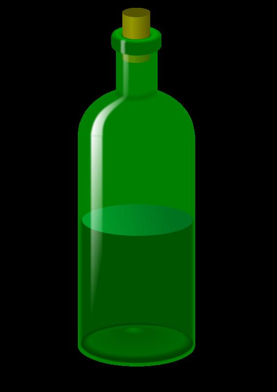 Champagne Bottle Clip Art Free - ClipArt Best