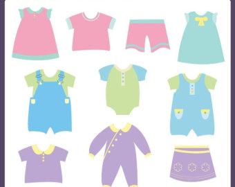 Baby Items Clip Art - ClipArt Best
