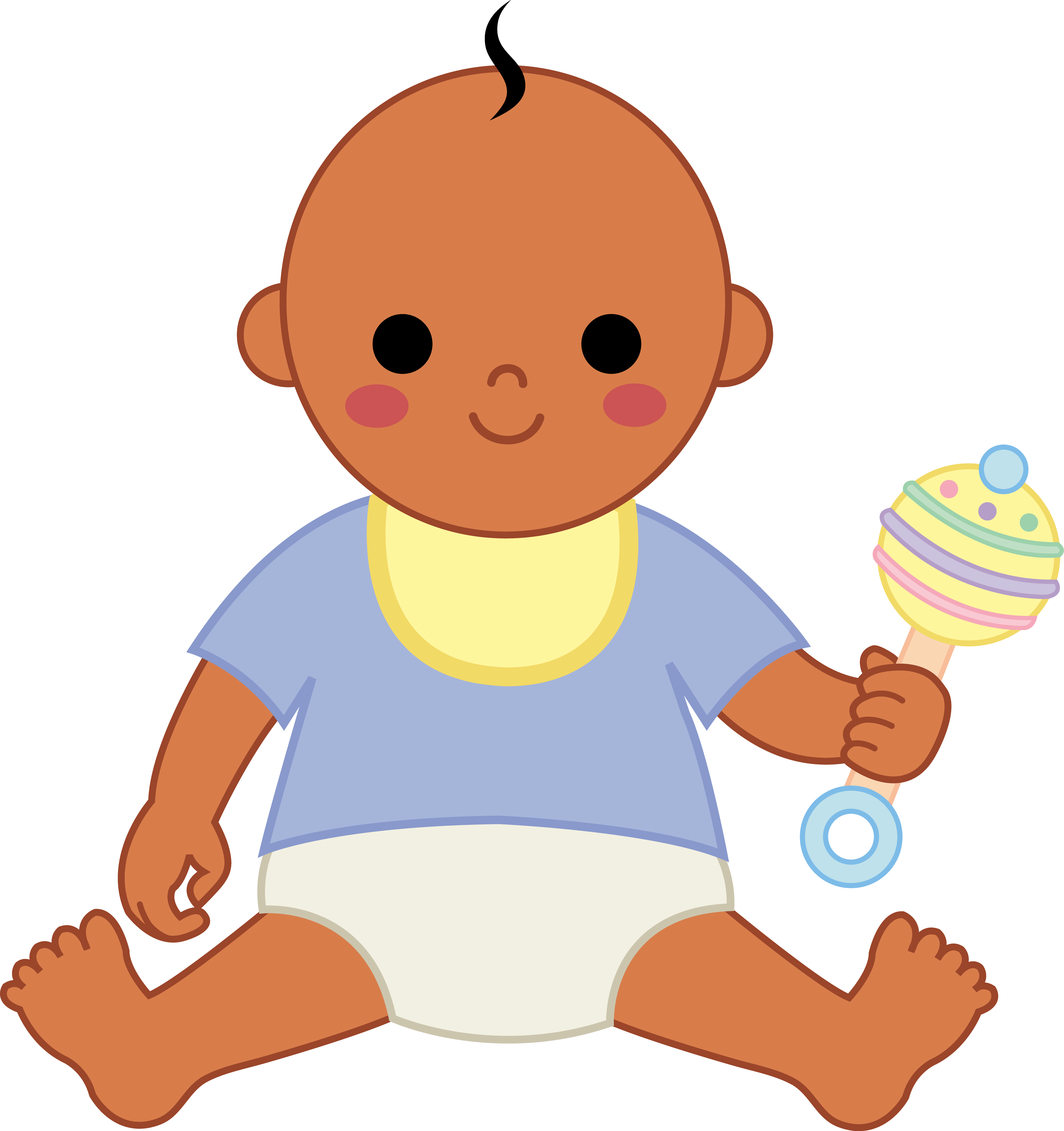 free download baby boy clip art - photo #28