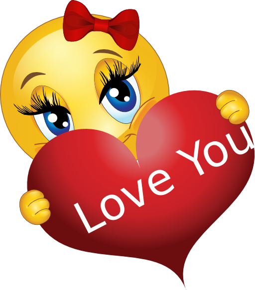 Gallery For > Emoticons Animated Love - ClipArt Best ...