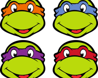 Teenage Mutant Ninja Turtles Face Images amp Pictures Becuo