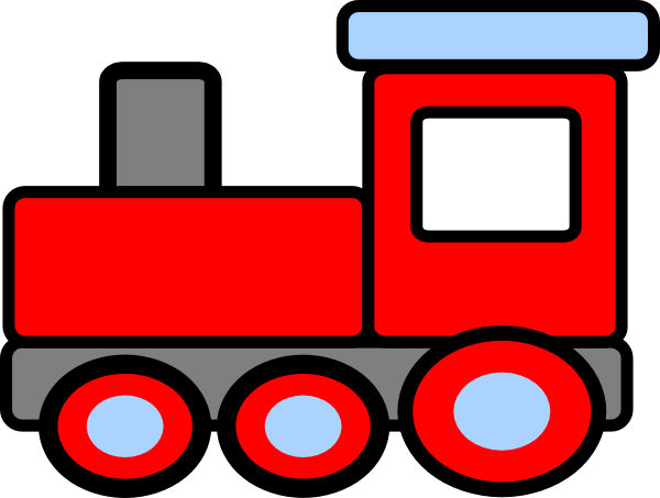 Free Clip Art Trains - Cliparts.co