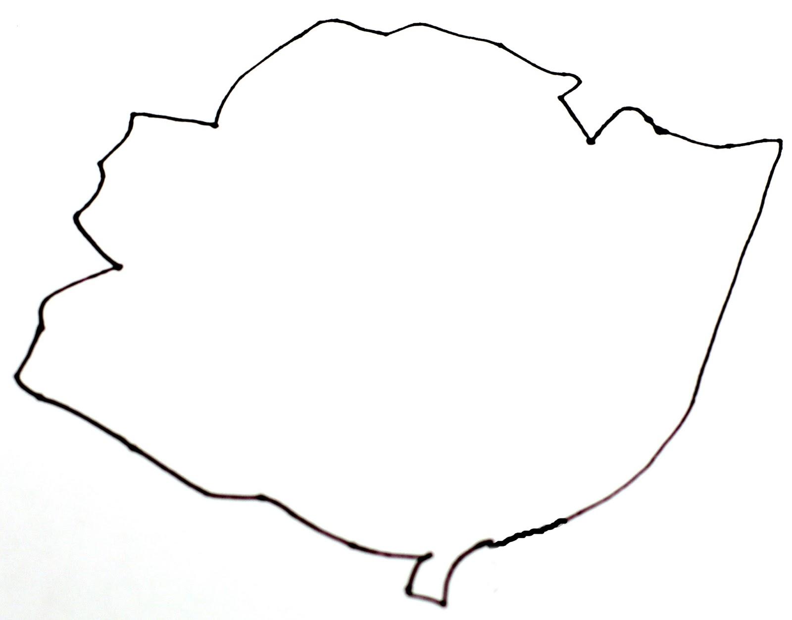 Flower Petal Stencil - ClipArt Best