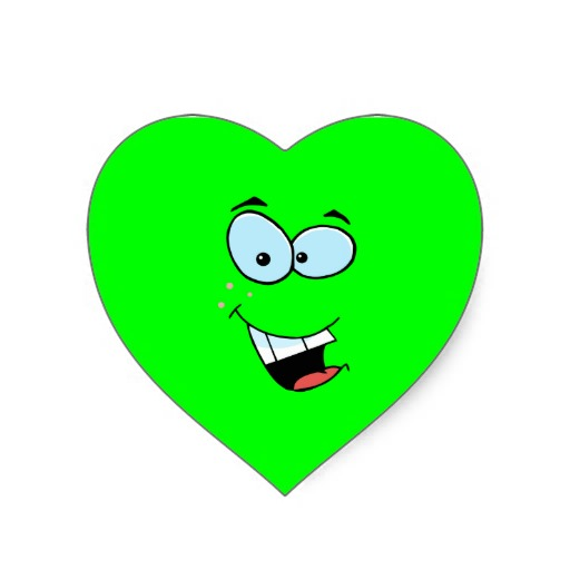 Heart with smiley face clip art pictures to pin on pinterest