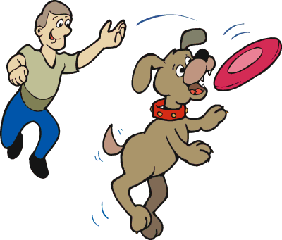 Frisbee Catching 2 Clip Art Download