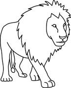 Lion Outlines Clipart Best Free lion outline cliparts, download free clip art, free. lion outlines clipart best