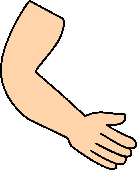 English arm