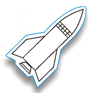 Rocket Ship Coloring Pages To Print Clipart Best Clipart Best Clipart Best