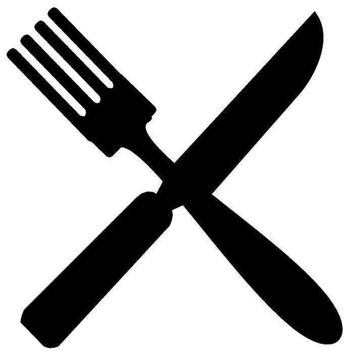 Knife And Fork Clipart Best