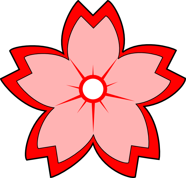 Clipart Design Flower