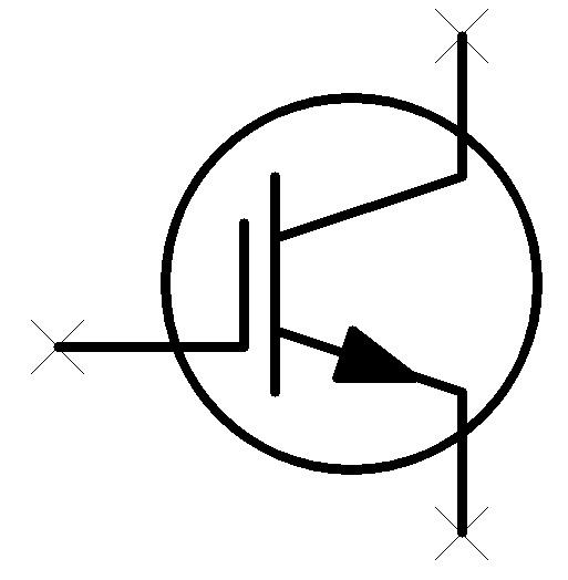 led electrical symbol