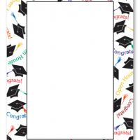 Graduation borders freeGraduation Borders 2014
