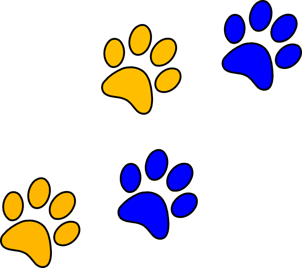 Tiger Paw Print - ClipArt Best