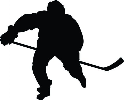 Hockey Silhouette Outline Hockey silhouette - 18