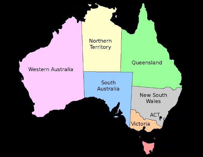 map of australia showing rainforests garmin topo