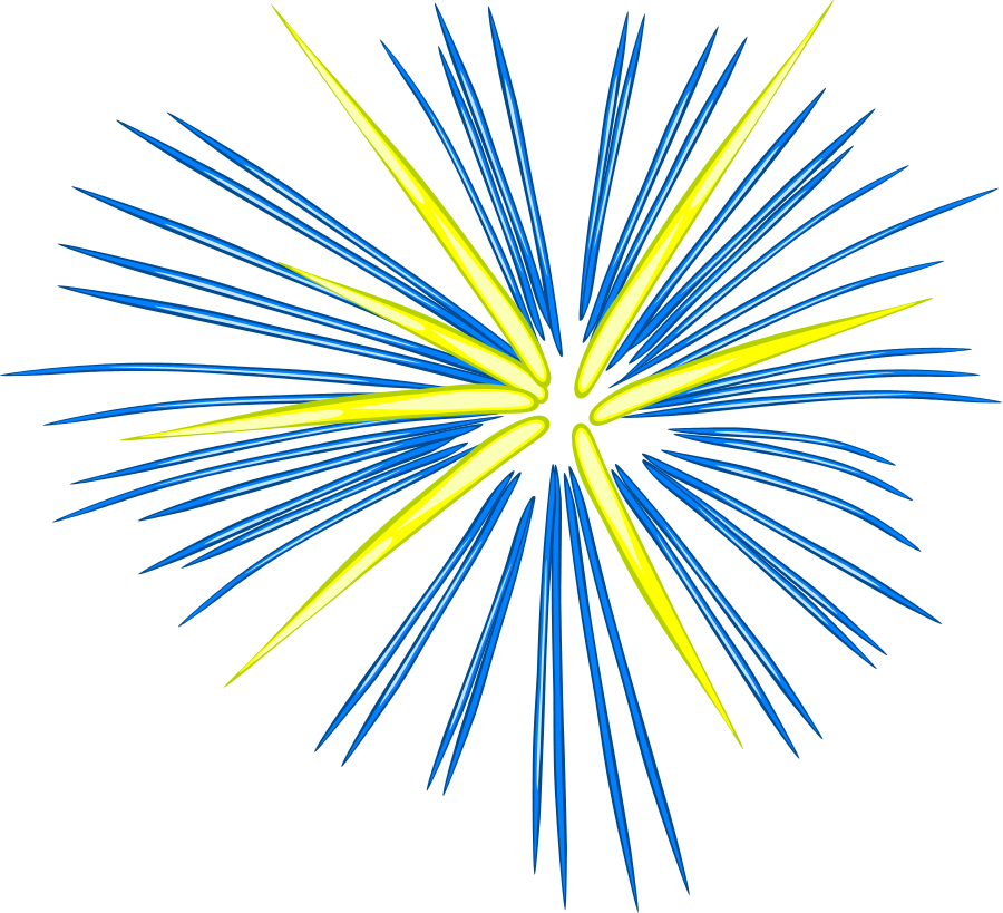 Fire Works Clipart - ClipArt Best