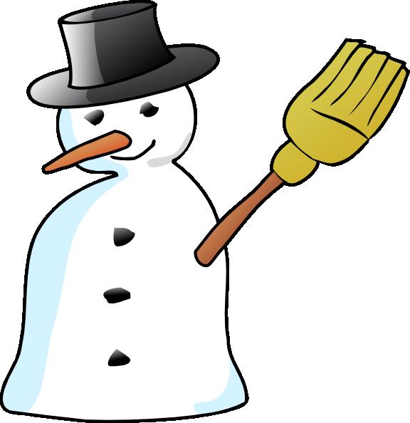 Snowman Outline - ClipArt Best