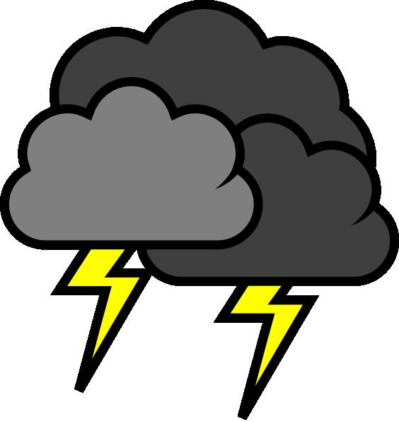 Storm stock illustration. Illustration of thunderstorm ...   Cartoon Storm