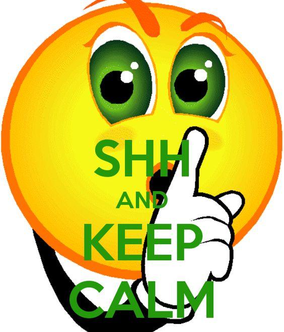 calm emoticon clipart best