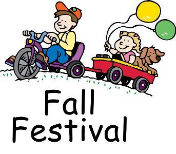 Fall Festival Clip Art