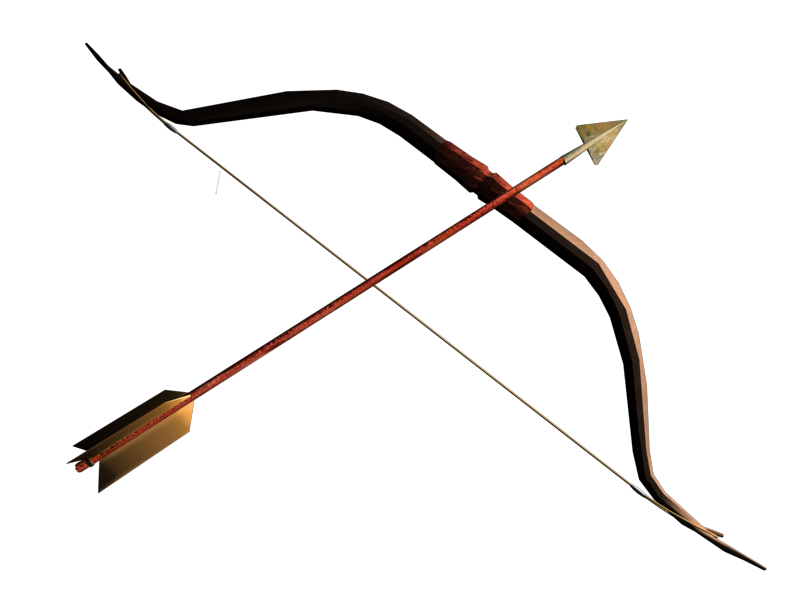 Bow And Arrow Png - ClipArt Best