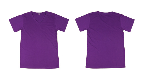 Purple T Shirt Template Pictures, Images and Stock Photos