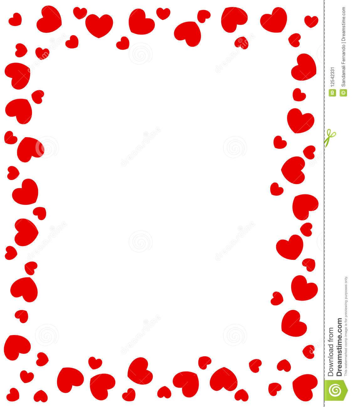 heart border clipart best decorative borders clip art free download christmas borders clip art free downloads