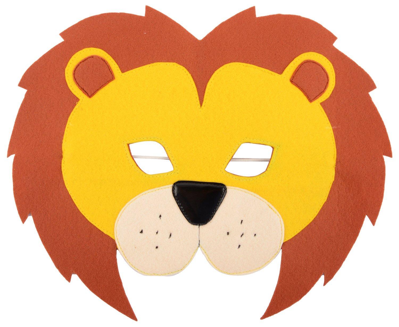 lion mask clipart best