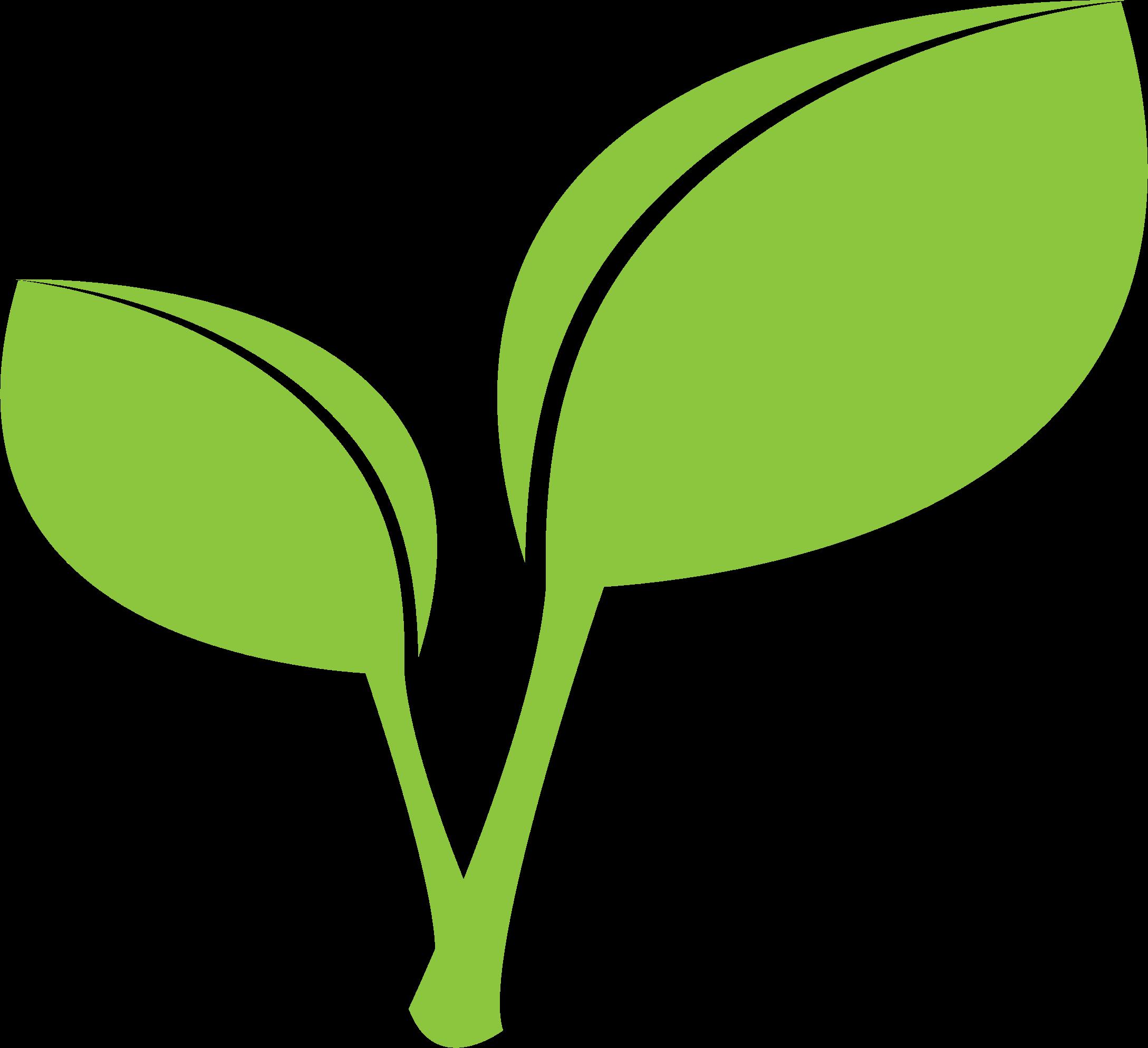 green leaves clip art