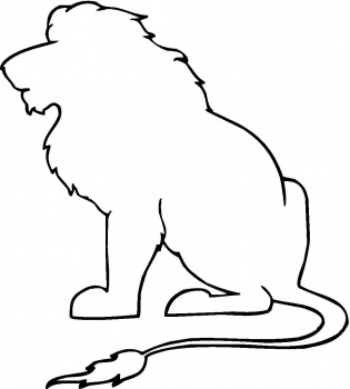 Animal outline pictures are used in various places such as blue print for drawing, practising the art of drawing, coloring acitivities, in webpages related to art and education. From this huge collection of clipart images, select the one best suited to you and download, print or share.