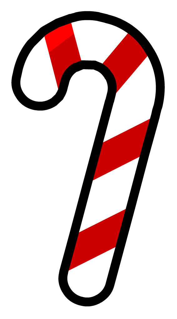 Image - Candy Cane Pin.PNG - Club Penguin Wiki - The free ...
