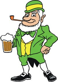 Drunk Leprechaun Pictures - ClipArt Best