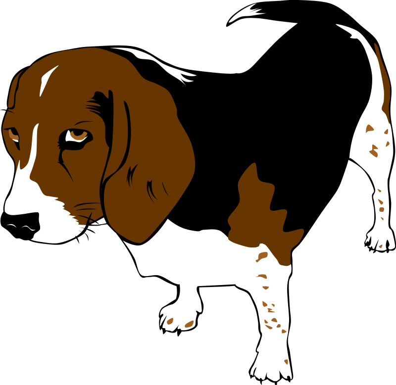 free clipart of dog - photo #35