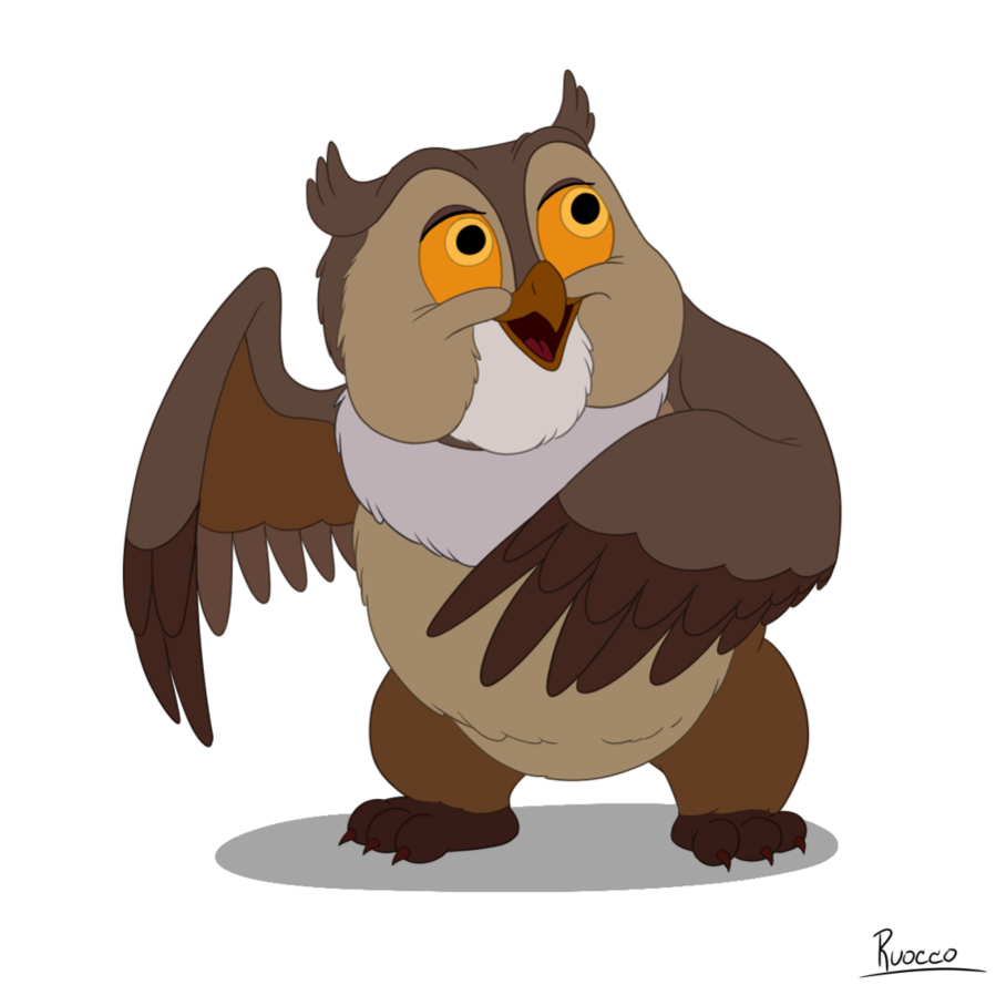 Cartoon owl eyes clipart best for A cartoon owl
