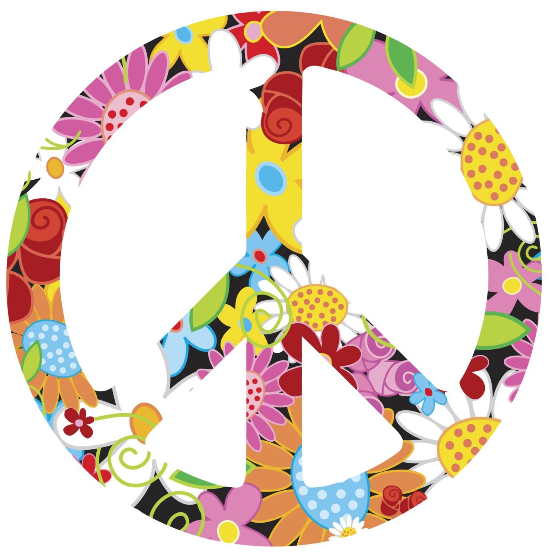 peace sign symbol - Cl...