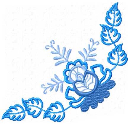 Узоры вышивок цветов - всероссийский фестиваль педагогическо.