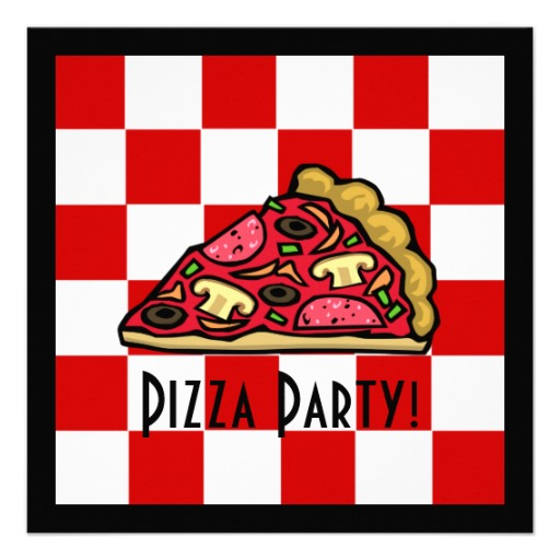 Pizza Party - ClipArt Best