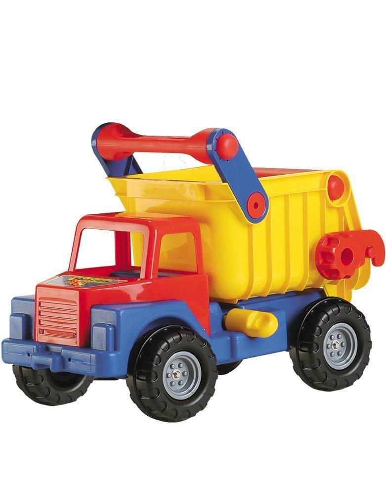 Toy Dump Trucks For Boys : Wader giant dump truck by ksm toys
